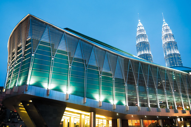 Stagemaker Kuala-Lumpur Convention Center