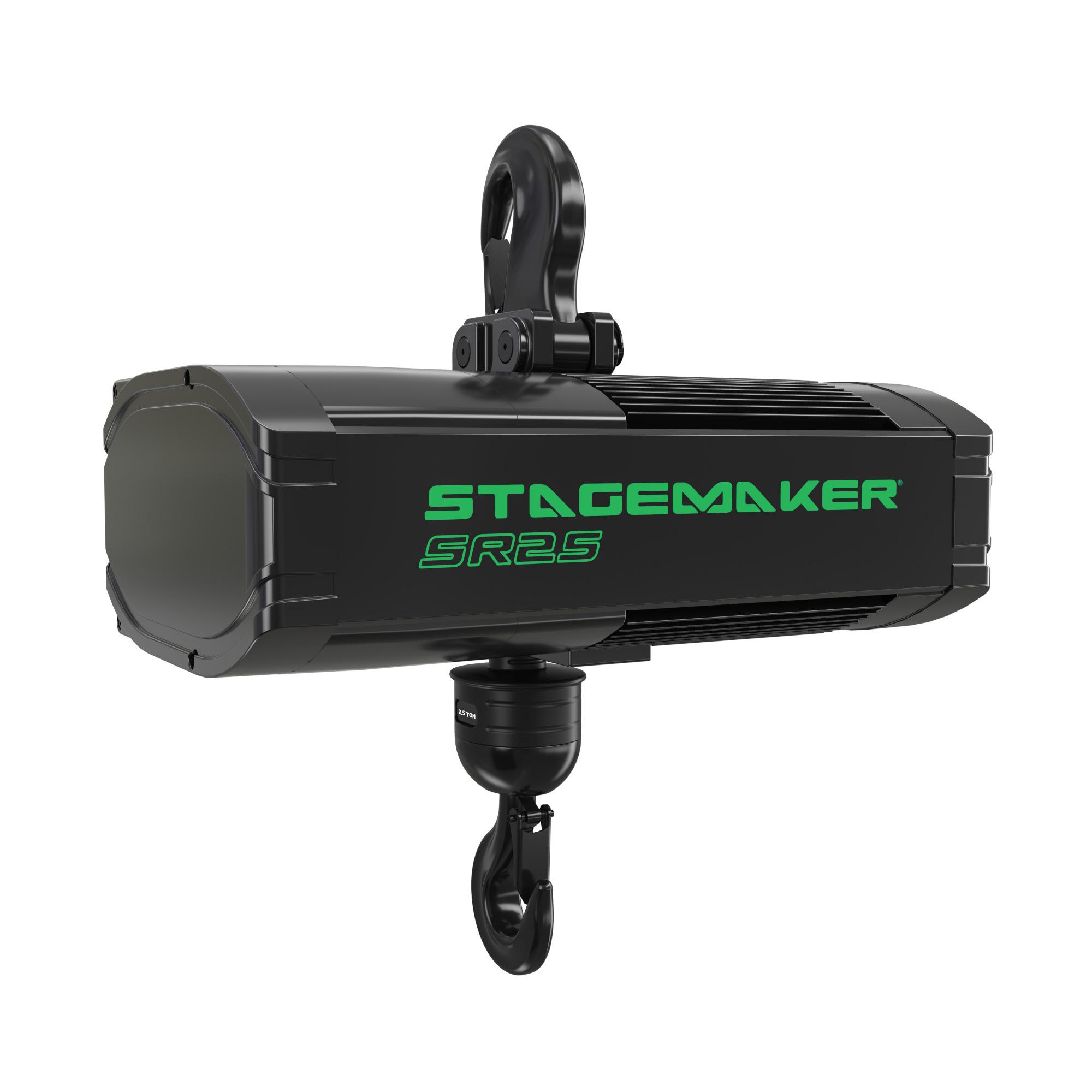 Stagemaker SR25 Motor